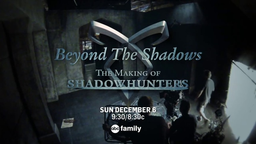 the making of: SHADOWHUNTERS (finalmente sottotitolato!)